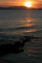 Coucher de soleil alghero