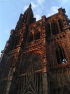 Coucher de soleil sur la Cathédrale