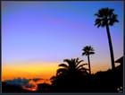 coucher de soleil sur la madrague