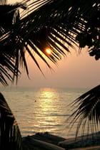 Coucher soleil Pattaya 11/2006