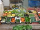 Couleurs des légumes
