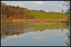 couleurs sur l'étang