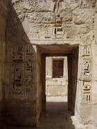 Couloirs du temple