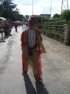 Country Mirande - Un indien dans la ville.
