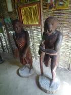 Esclave amputé et sa femme