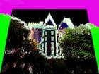 Création numérique du chateau HENRI IV à Pau.