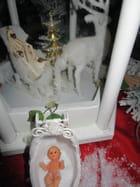 Crèche du Québec de ma déco de Noël
