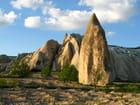 Crépuscule en Cappadoce