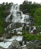Croisière en Norvège, juin 2008