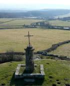 Croix vers l'observatoire