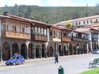 Cuzco, capitale de l'empire Inca