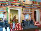 Dans le temple Tamoul