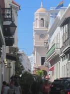 Dans le vieux San Juan