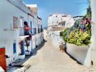 Dans les rues d'Ibiza