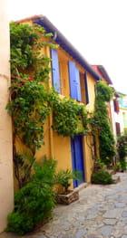 Dans les rues de Collioure