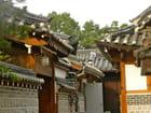 Dans les rues de Séoul