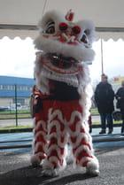 danse du 1° de l'An Chinois
