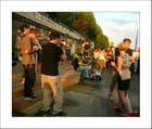 Danser en fanfare à Paris-Plages 2012