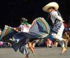 Danses à Oaxaca.