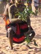 Danseur aborigène