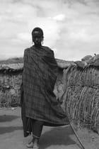 Danseur Masaï