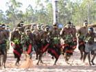 Danseurs aborigènes