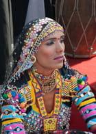 Danseuse d'Inde