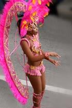 Danseuse en rose