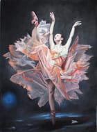 Danseuse, tourbillons