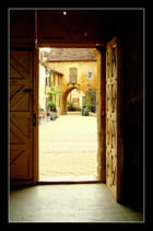 De porte en porte...