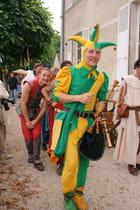 Défilée médiéval