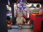 Déjà Noël qui se prépare dans les magasins