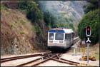 Départ du TGV Corse...