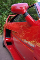 Détail Venturi 400 GT
