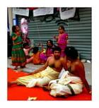 Détente familiale, Fête de Ganesh 2012