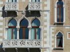 Détial de palais sur le Grand Canal