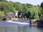 Déversoir sur la Mayenne