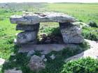 Dolmen du Djebel Gorra. Thibar. Tunisie