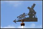 Don Quichotte et le moulin