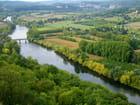 Dordogne au début de l'automne