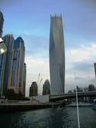 DUBAI ,vue a' partir du ferry