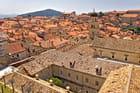 Dubrovnik vue des remparts