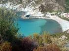 eau turquoise de Corse