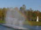 Eaux musicales à Versailles,  Bassin du miroir