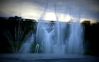 Eaux musicales à Versailles. Bassin du miroir