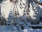 Echelle de neige