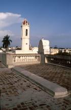 Eglise coloniale de Cienfuegos