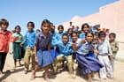 Ecole en Inde