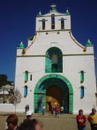Eglise à chamula