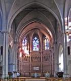 Église, choeur